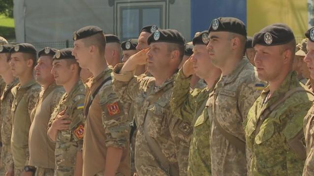 Воины АТО: возвращение в Одессу