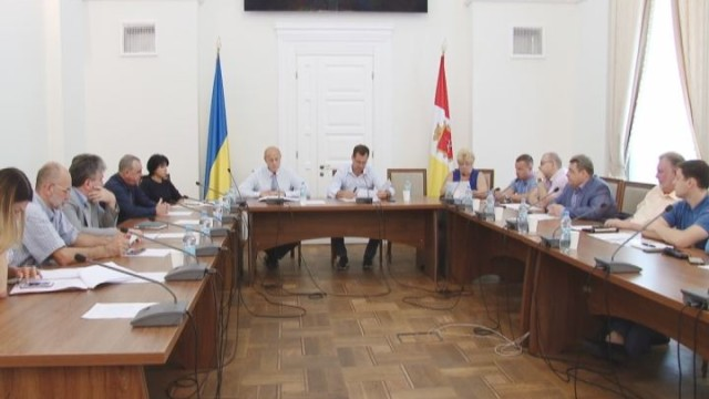 Борьба с оползнями в Одессе