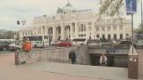 Безопасные переходы на вокзале и Дерибасовской