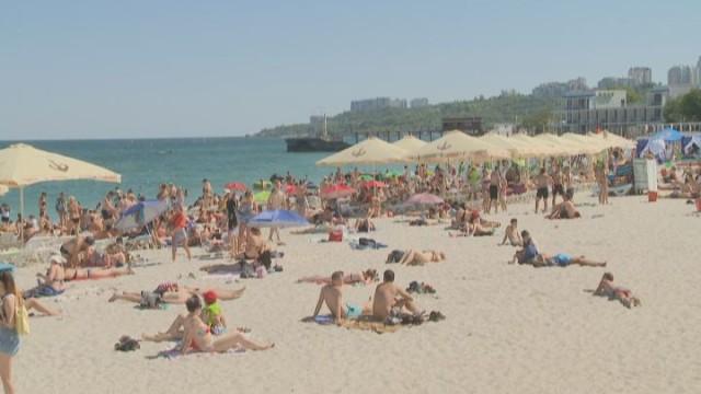 Все пляжи Одессы будут с паспортами