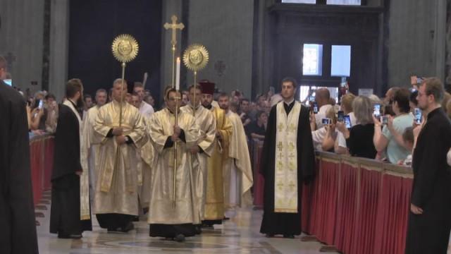 Паломничество в Рим: юбилей канонизации Йосафата Кунцевича