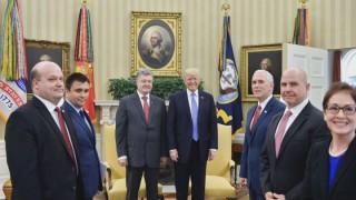 Трамп и Порошенко: визит Президента в США