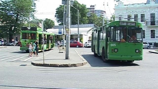 Камеры видеонаблюдения в общественном транспорте