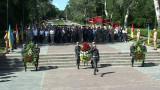 Одесса чтит память погибших в войне