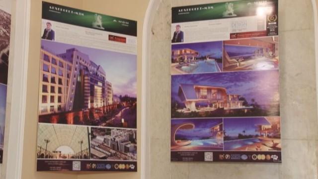 Одесские архитекторы покоряют мир