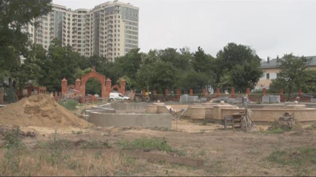 Ереванский сквер: армянская диаспора Одессе