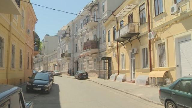 Восстановление фасадов по поручению городского головы