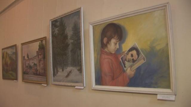 Путешествуя по Украине: выставка Федора Матейчука в Одессе