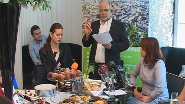 Медиа-завтрак «Соглашение мэров»