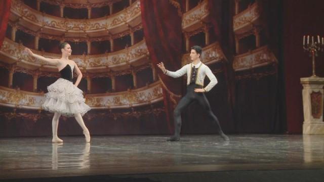 Летний вечер балета — звезды балета в Одесском театре