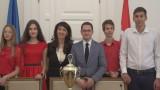 Юные предприниматели: Sage World Cup в Одессе