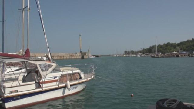 Регата в Одессе: соревнование гоночных яхт