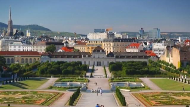 Исторический центр Вены в Списке Всемирного наследия ЮНЕСКО