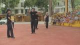 Одесские полицейские посетили детский лагерь