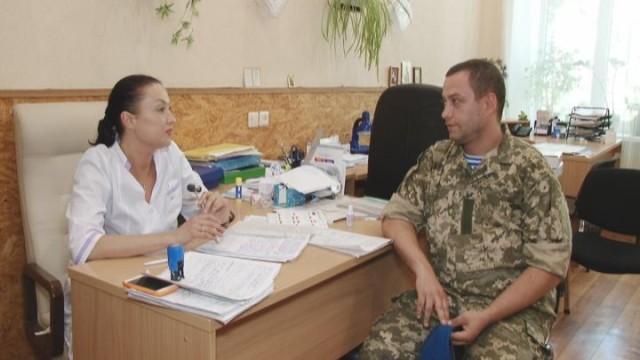 Воины АТО: центр реабилитации и лечения