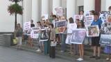 Митинг под мэрией: одесситы просят защитить животных