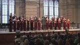 Закрытие хорового фестиваля «Радость»