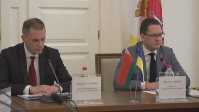 Республика Беларусь — сотрудничество с Одессой