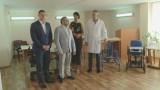 Детской поликлинике №6 передали тренажеры-вертикализаторы