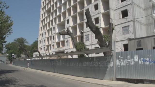 Очередная «жемчужина» KADORR Group уничтожила деревья