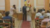 В Одессе поздравили строителей с профессиональным праздником