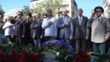В Одессе возложили цветы к памятнику Тараса Шевченко