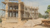 Воронцовская колоннада: как проходит масштабная реставрация