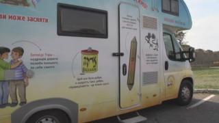Мицво-мобиль: первая украинская синагога на колесах