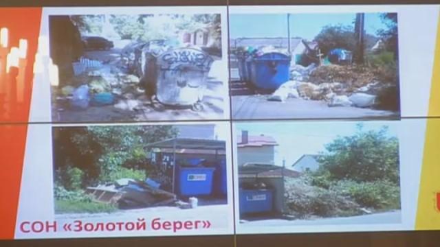 Борьба с проблемой вывоза мусора в Одессе