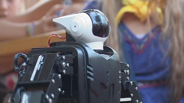 Робототехника: с чем знакомят детей в Одессе