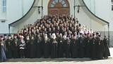 Начало учебного года в семинарии