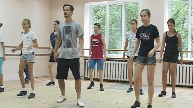 Что танцуют в Одессе: Odessa Tap Festival