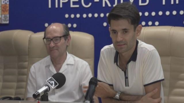 Встреча с журналистом М.Спиваковским