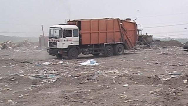 Улучшение работы по вывозу мусора в Одессе