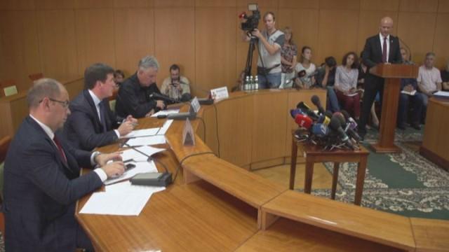 В Одессе прошло заседание штаба по делу лагеря «Виктория»
