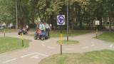 Автогородок: детей научат правилам дорожного движения