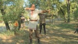 В Одессе проходит средневековый фестиваль «Пороховая башня»