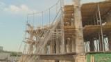 Одесская колоннада: необходимо укрепление склонов