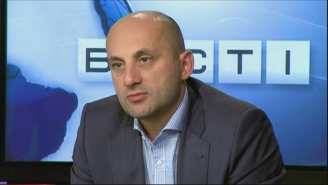 ВЕСТИ ОДЕССА / Гость Леван Цуцкеридзе