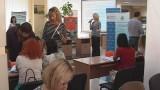Ярмарка вакансий для внутренне перемещенных и участников АТО