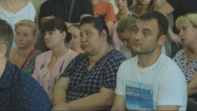 Встреча мэра с родителями пострадавших детей