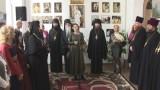 Выставка к 25-летию на кафедре митрополита Агафангела