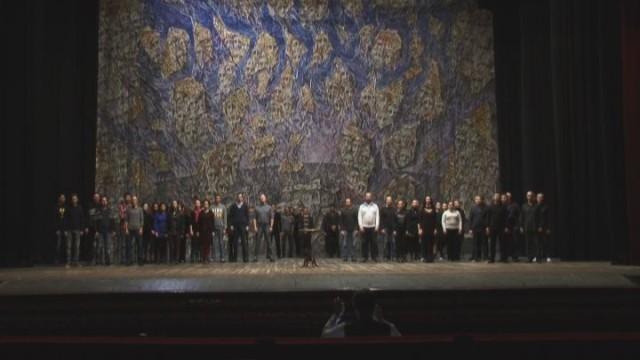 В Одессе ставят третью оперу Джузеппе Верди