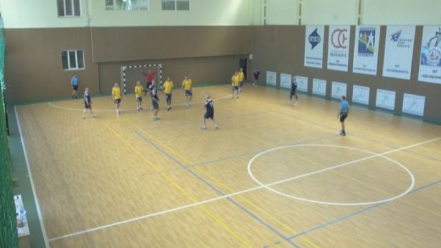 «Черноморские игры» — международный турнир по гандболу среди ветеранов
