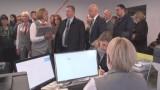 Министр социальной политики посетил одесский Центр интегрированных услуг