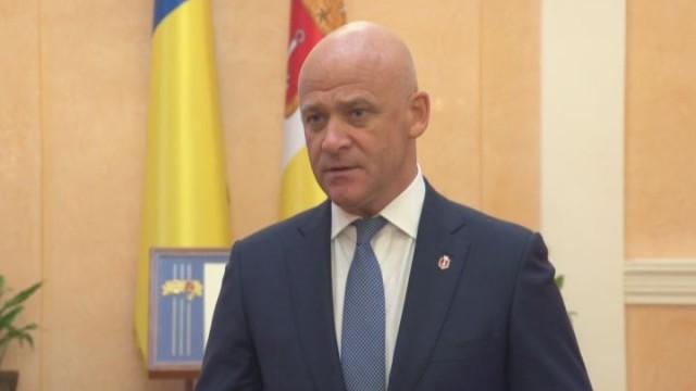 Мер Одессы прокомментировал обыски НАБУ