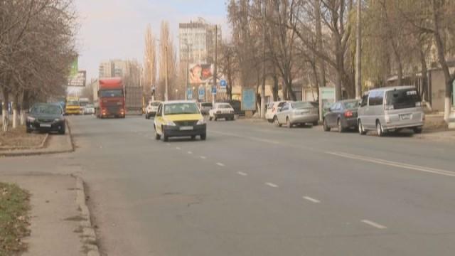Многоуровневый паркинг для города