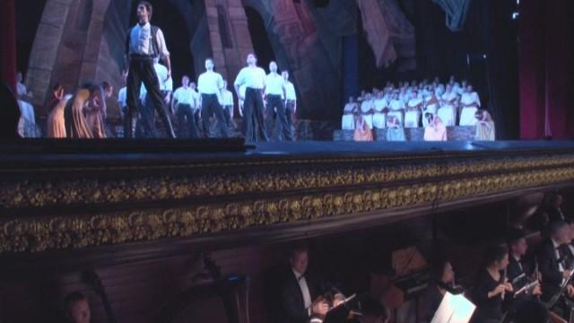 «Грек Зорба» в Одесской опере
