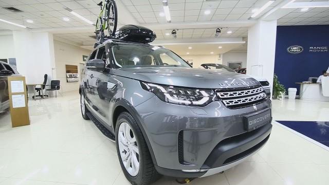 Мощь и роскошь. Land Rover