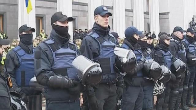 Одесситы о протесте под Радой